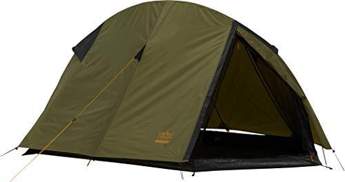 Grand Canyon CARDOVA 1 - Tunnelzelt für 1-2 Personen   Ultra-leicht, wasserdicht, kleines Packmaß   Zelt für Trekking, Camping, Outdoor  ...