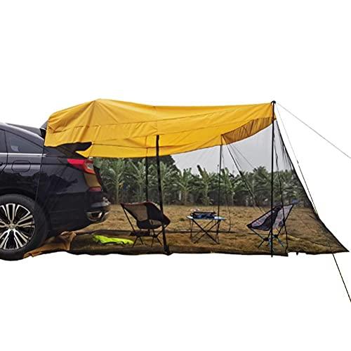 Roexboz Autozelt Dachzelt,Unisex SUV-Zelt,Guide Gear SUV Autozelt für Wohnmobil Bett Camp Zelte für SUV Offroad MPV Auto passend für...