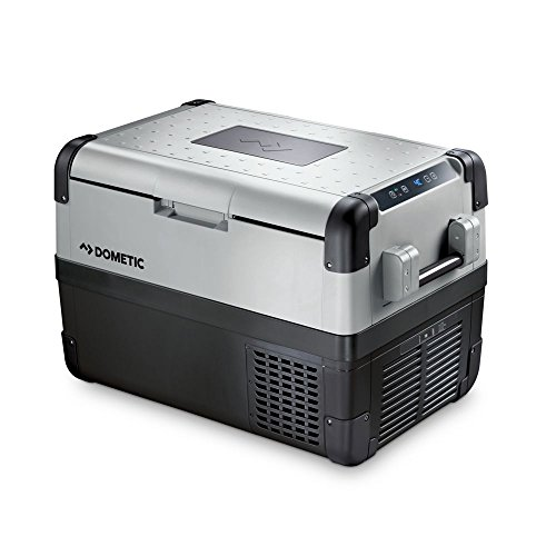 DOMETIC CoolFreeze CFX 50W, elektrische Kompressor-Kühlbox, 46 Liter, 12/24 V und 230 V für Auto, Lkw, Boot, Reisemobil und Steckdose, mit...