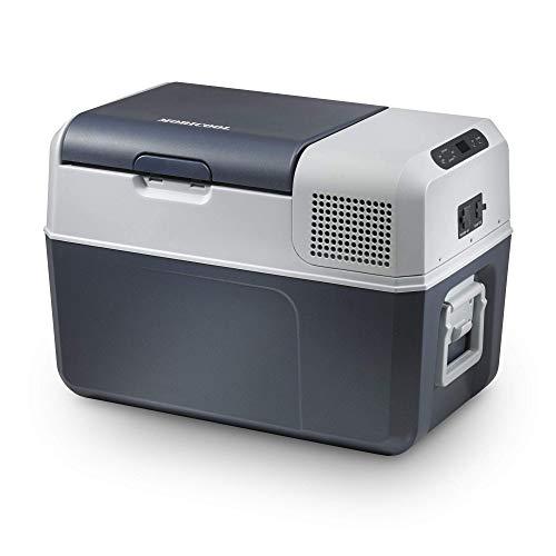Mobicool FR40, elektrische Kompressor-Kühlbox mit 38 Liter Fassungsvermögen, 12/24 V und 230 V für Auto, Lkw, Boot, Reisemobil und...