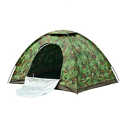 KLFD Vollautomatisches Outdoor-Zelt Faltbares Zelt Großes Anti-UV-Heave-Up-Zelt Outdoor-Camping Wandern Tragbarer Strand Bergsteigen...