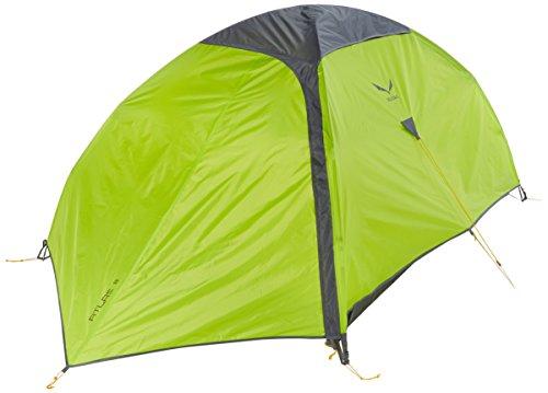 SALEWA Atlas III Tent, Unisex Erwachsener, Cactus/Grey, One Size