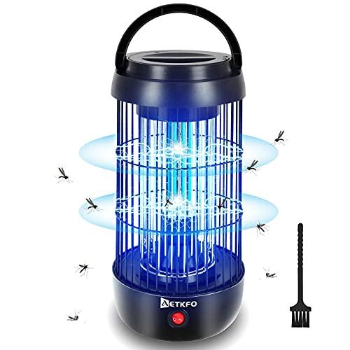 Insektenvernichter Elektrischer Insektenkiller, 11W Moskito Lampe UV Mückenlampe Moskito Killer Licht Elektrischer Insektenfalle für Innen...