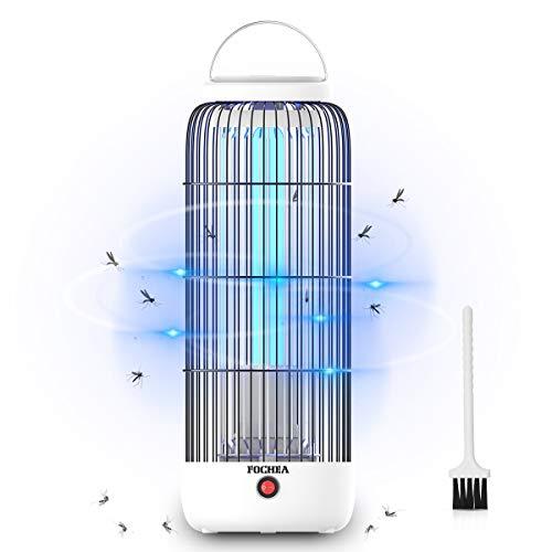 FOCHEA Insektenvernichter, Elektrischer Insektenvernichter Moskito Killer Insektenfalle UV Mückenlampe gegen Mücken, Fliegen, Moskitos...