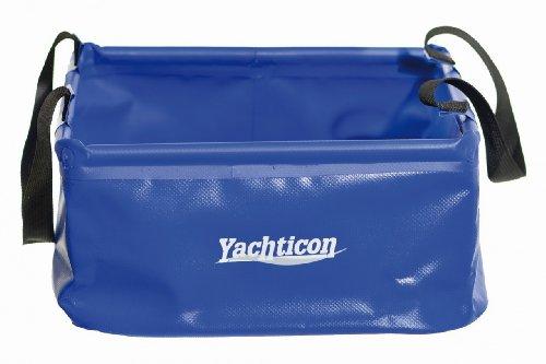 YACHTICON Faltschüssel 15 Liter Waschschüssel Wasserschüssel