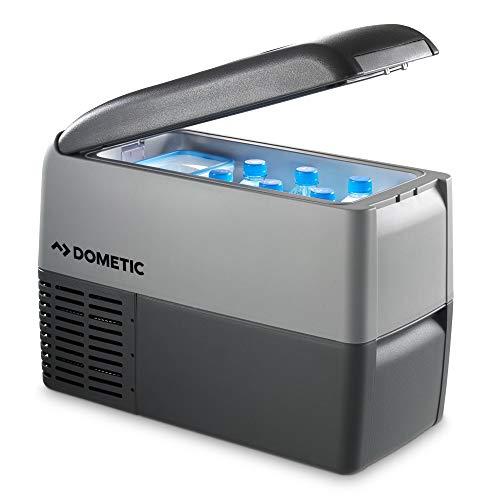 Dometic CoolFreeze CDF 26, tragbare elektrische Kompressor-Kühlbox/Gefrierbox, 21 Liter, 12/24 V für Auto, Lkw oder Boot mit...