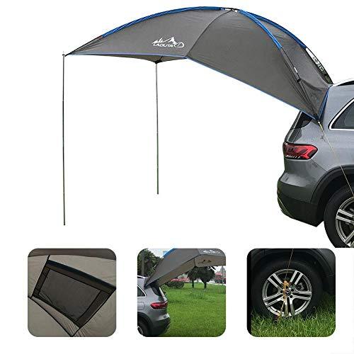 Dachzelt Dachzelt Auto Dachzelt Autodachzelt, Autodachmarkise Wasserdichtes, Reißfestes Auto-Camping-Zelt Robustes Auto-Seiten-Markise...