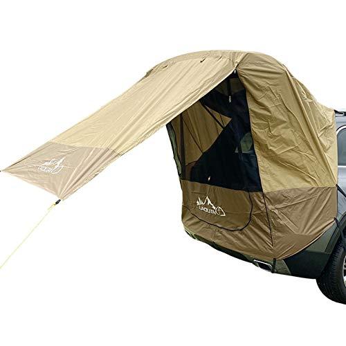 WANGQ Auto Zelt, Autozelt Dachzelt, Auto Kofferraum Zelt, Autodachzelt Heckzelt, Auto Universal Heckklappenzelt, Reisen Im Freien Camping...