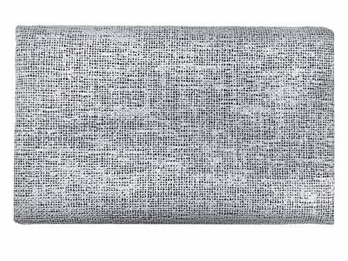 Primaflor - Ideen in Textil Vorzeltteppich Aerotex Zeltteppich Campingteppich Zeltboden - Grau, 2,50m x 3,00m Weichschaum-Beschichtetes...