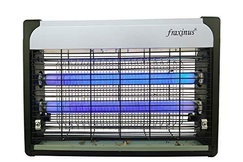 Insektenvernichter Elektrischer Fliegenfalle Mückenlampe mit 20Watt UV-Lichts Insektenfalle Mückenfalle, 2800V-Netz für Küche,...