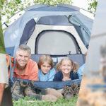 Familienzelt, Wohnwagen oder Wohnmobil – Was ist der ideale Einstieg ins Camping?