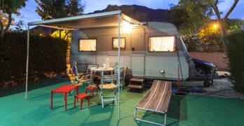Camping im Trend!