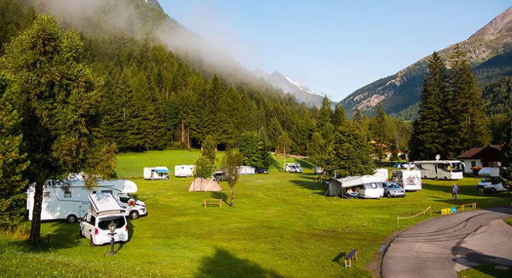 Camping in Österreich