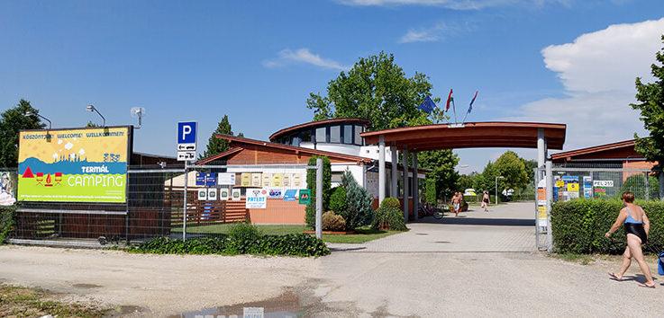 Camping Pápa – Ungarn