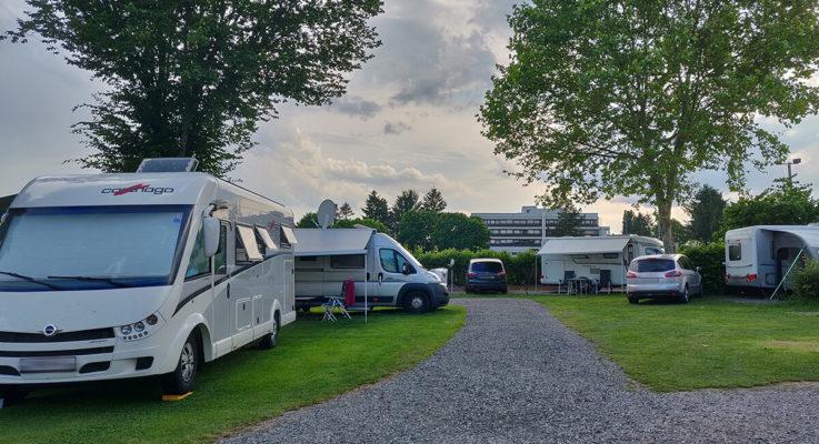 Weinland Camping Gleinstätten – Österreich