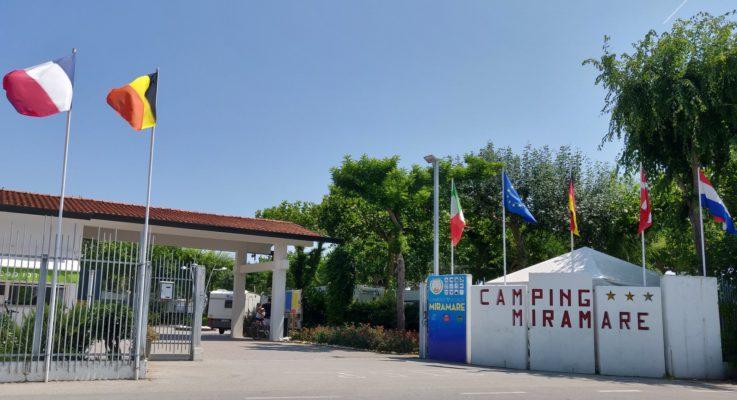 Camping Village Miramare in Sottomarina di Chioggia – Italien