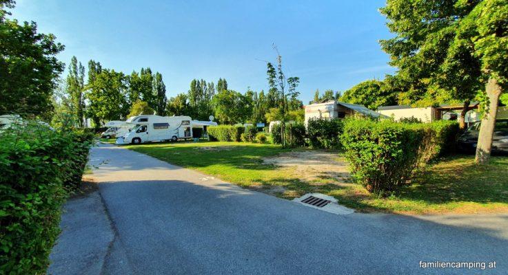 Campingplatz Klosterneuburg – Donaupark Camping in Niederösterreich | Österreich