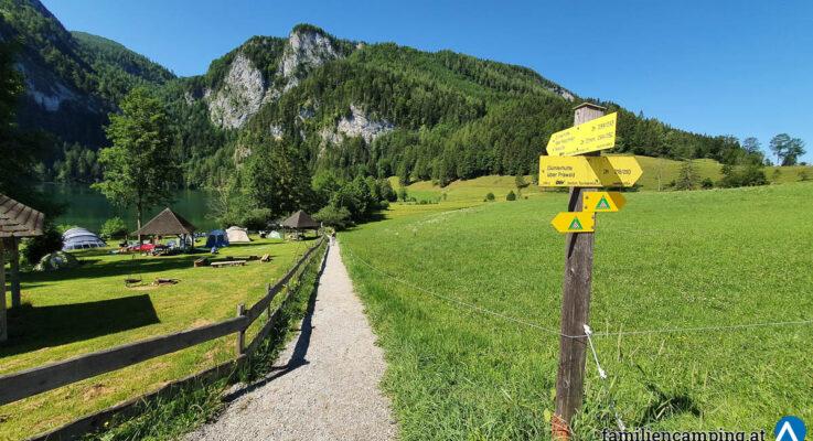 Campingplatz Gleinkersee